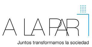 A LA PAR logo